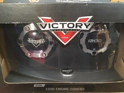 VICTORY MOTORCYCLES - OCTANE 1200 ENGINE COVERS P/N 2821226-658