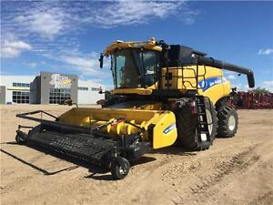 2011 New Holland CR9090 Combine w/ 790CP HEADER - 15' - REDUCED!