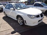 2006 Subaru Impreza S MY06 R AWD White 4 Speed Automatic Sedan Alphington Darebin Area Preview
