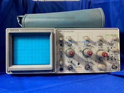 Tektronix 2213 Analog Oscilloscope Parts Unit
