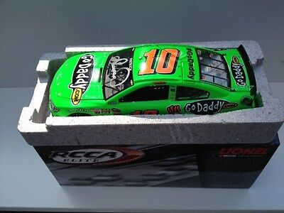 2013 Danica Patrick Godaddy Com Elite Signed  161 Of 450 Made