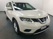 2015 Nissan X-Trail T32 ST (FWD) White Continuous Variable Wagon Albion Brimbank Area Preview