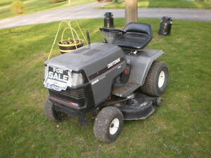 """Craftsman 42"""" riding lawn tractor"""