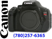 CANON Rebel t3i ***BODY ONLY*** Excellent Condition. DSLR 18 MP