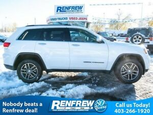 2018 Jeep Grand Cherokee Limited, Sunroof, Leather, Remote Start
