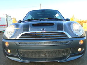 SOLD ---2006 MINI Cooper S turbo WORKS EDITION---LEATHER-SUNROOF