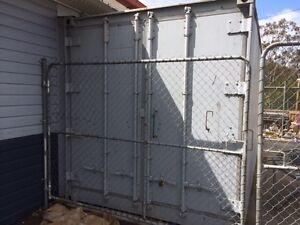 Shipping container doors. Fridge doors Drayton Toowoomba City Preview