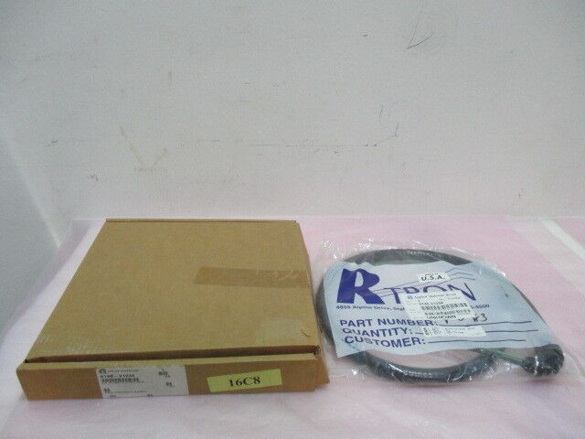 AMAT 0140-21234, Harness Assembly, AC Power CH A Cryo Control. 418376