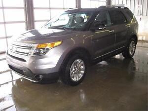 2013 Ford Explorer XLT 4x4 - 3.5L V6 - 7 Passenger $236 Bi-Wkly