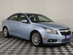 2012 Chevrolet Cruze Eco w/BLUETOOTH, NEW TIRES AND FRONT BRAKES
