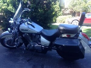 Honda Shadow Aero In Perfect Condition