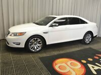 2011 Ford Taurus Limited 4dr AWD w/ Tech Package