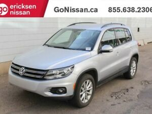 2017 Volkswagen Tiguan WOLFSBURG, All Wheel Drive, 2.0 turbo eng