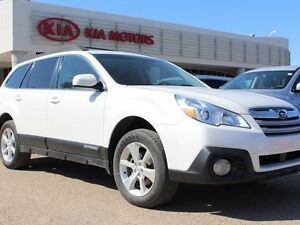 2013 Subaru Outback 2.5i, AWD, SUNROOF, LEATHER, HEATED SEATS