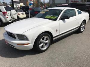 2007 Ford Mustang PONY SPORT EDT...MINT COND...ONLY $7500.