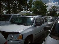 2004 GMC Envoy XUV SLE runs and drives as-is