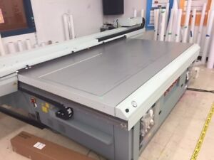 Flatbed OCE 480GT Printer - With Roll