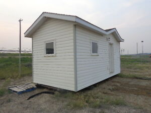 10'x20' Cabin/Job site Office Or The Castle Of Ice Fishing