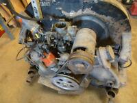 vw volkswagen beetle bay camper campervan splitscreen engine T1 T2 bug air cooled classic