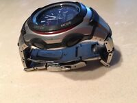 Vintage CASIO G Shock Alarm Chronograph Men Sport Watch Montre