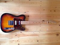 Fender Telecaster Mexican Deluxe Series