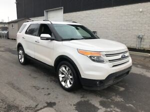 2015 Ford Explorer LIMITED AWD  CUIR TOIT NAV