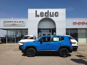 2015 JEEP RENEGADE SPORT - 550 KMS! - GET APPROVED TODAY!