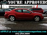 2008 Dodge Avenger R/T $99 DOWN EVERYONE APPROVED