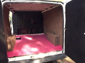 Transit Van, great condition, good runner, clean and ready.