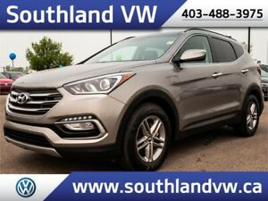 2018 Hyundai Santa Fe Sport SE AWD **LEATHER-SUNROOF**