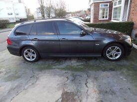 2008 BMW 320d Tourning !!!