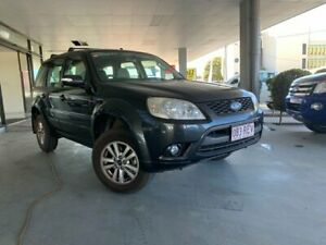 2010 Ford Escape ZD Grey 4 Speed Automatic Wagon Maryborough Fraser Coast Preview