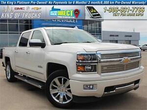 2015 Chevrolet Silverado 1500 High Country  6.2L | Local | Low K