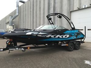 Gekko Revo 6.7 Wake Surfing Boat-New Coast Marine in Saskatoon