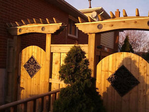 Barrier Fence & Deck London Ontario image 3