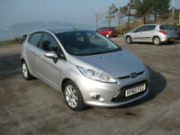 2010 (60) Ford Fiesta Zetec 68 TDCi, 1399cc Diesel, Manual, ONLY £20 ROAD TAX