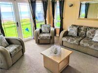 Static caravan for sale Yorkshire Coast Line Skipsea Bridlington Filey Scarborough 12 month season