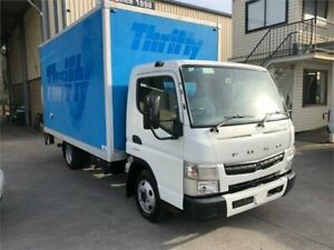 2015 Fuso Canter 515 Blue Cab Chassis Greystanes Parramatta Area Preview