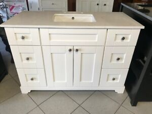 Various wooden bathroom vanity for sale!