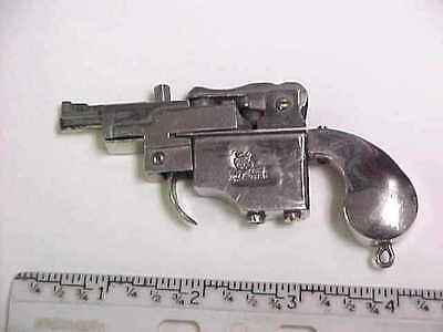 VINTAGE RARE CIGARETTE GUN LIGHTER