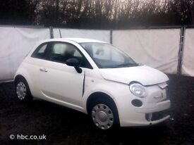Fiat 500 1.2 2014 For Breaking