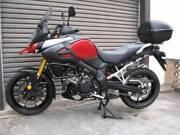 Suzuki V-Strom 1000 Williamstown Barossa Area Preview