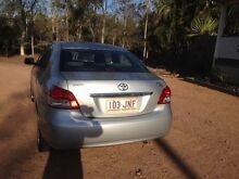 2006 Toyota Yaris Sedan Jensen Townsville Surrounds Preview