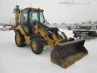 Snowclearing - Backhoe or Pick-up Kenmount Road/ West End