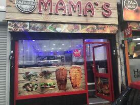 Shawarma shop