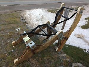 Wood Sled for Sale