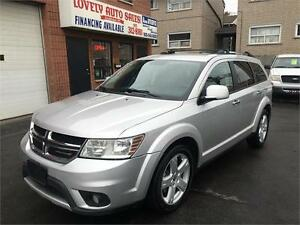 2012 Dodge Journey R/T ALL WHEEL DRIVE