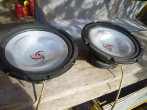 SUB WOOFERS 10 IN  BRAND NEW