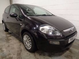 FIAT GRANDE PUNTO 1.4 2010/10,ONLY 36000 MILES,LONG MOT, HISTORY, WARRANTY, FINANCE AVAILABLE
