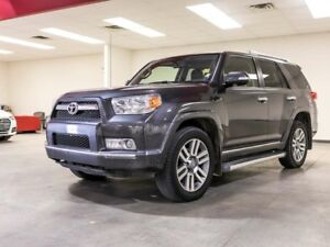 2013 Toyota 4Runner LIMITED LEATHER SUNROOF